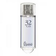 32Gb SmartBuy V-Cut Silver (SB32GBVC-S)