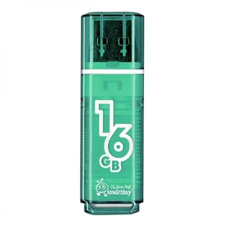 16Gb SmartBuy Glossy Green (SB16GBGS-G)