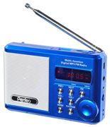 Мини аудио система Perfeo SV922BLU Sound Ranger, синяя