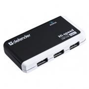 HUB 4-port DEFENDER Quadro Infix USB 2.0 (83504)