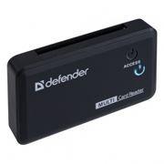 Карт-ридер внешний USB Defender Optimus (83501)