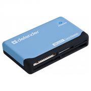 Карт-ридер внешний USB Defender Ultra (83500)