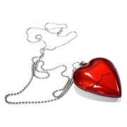 4Gb Apexto U701A Красное сердце с цепочкой