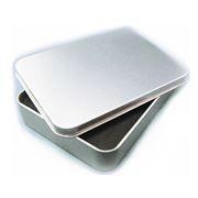 Подарочная коробка Apexto Box без окна, металл, 87x60x17мм (AP-BOX-B013)