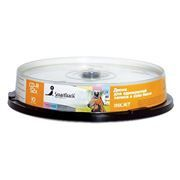 Диск CD-R SMARTTRACK 700MB 52x Printable, Cake Box, 10шт