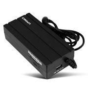 Адаптер питания для ноутбука Crown CMLC-3293, 100Вт 12-24В, USB-порт, 8 штекеров