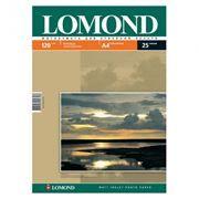 Бумага A4 LOMOND матовая 120 г/м, 25 листов (0102030)