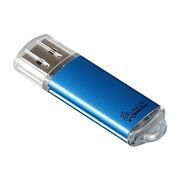 8Gb SmartBuy V-Cut Blue (SB8GBVC-B)