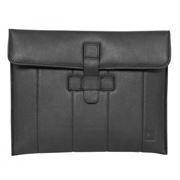 Чехол для iPad 1/2/3 и планшетов 9.7, черный, кожзам, Defender PadJacket (26041)