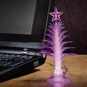 Новогодняя ёлочка Hama H-12129, многоцветная подсветка, питание от USB