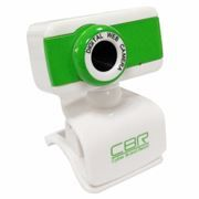 Веб-камера CBR CW-832M Green USB