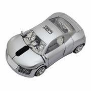 Мышь беспроводная CBR MF-500 Cosmic, Silver