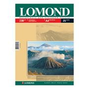 Бумага A4 LOMOND глянцевая 230 г/м, 25 листов (0102049)