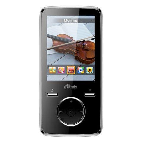 MP3 плеер 4Gb RITMIX RF-7650 Black