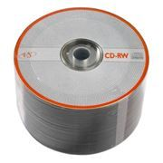Диск CD-RW VS 700Mb 8x-12x, Bulk, 50 шт (VSCDRWB5001)