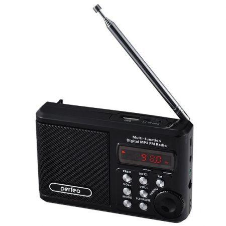 Радиоприемник Perfeo PF-SV922BK Black