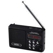 Мини аудио система Perfeo SV922BK Sound Ranger, черная