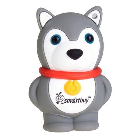 16Gb SmartBuy Wild series Dog Grey (SB16GBDgr)