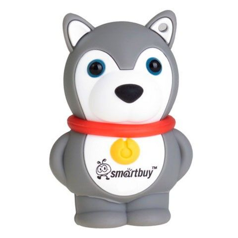 8Gb SmartBuy Wild series Dog Gray (SB8GBDgr)