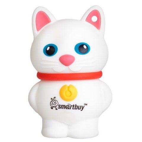 8Gb SmartBuy Wild series Catty White (SB8GBCatW)