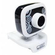 Веб-камера CBR CW-835M Black USB