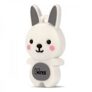 8Gb Mirex Rabbit Grey (13600-KIDRBB08)