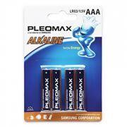 Батарейка AAA SAMSUNG PLEOMAX LR03-4BL, щелочная, 4шт, блистер