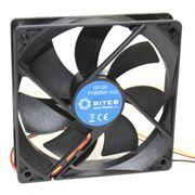 Вентилятор 120 x 120 x 25, 4 pin Molex, втулка, 5bites (F12025S-HDD)