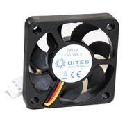 Вентилятор 50 x 50 x 10, 3 pin, подшипник качения, 5bites (F5010B-3)