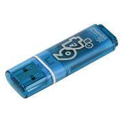 64Gb SmartBuy Glossy Blue (SB64GBGS-B)