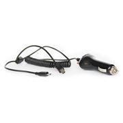 Зарядное автомобильное устройство KS-is KS-039 Caus, 2xUSB mini/micro, черное