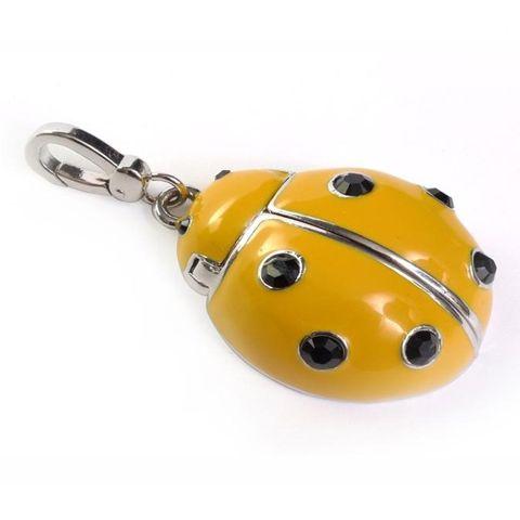 8Gb QUMO Charm Series Ladybird Yellow (QM8GUD-Charm-LD-...