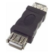 Адаптер USB 2.0 Af - Af, Premier (6-083)