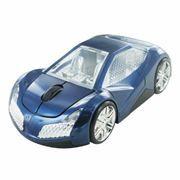 Мышь беспроводная CBR MF-500 Elegance, Blue