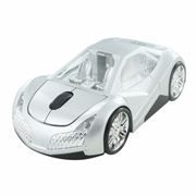 Мышь беспроводная CBR MF-500 Elegance, Silver