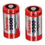Аккумулятор C HAMA 3500мА/ч Ni-Mh, 2 шт, блистер (H-46157)