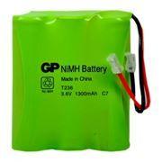 Аккумулятор для радиотелефона GP T-236 BC1 (T-110) 3.6V 1300mAh Ni-Mh (130AAM3BMU)