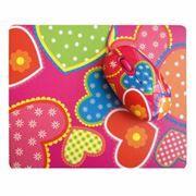 Мышь CBR Candy USB с ковриком