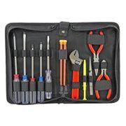 Набор инструментов Gembird/Cablexpert TK-Basic, 12 предметов