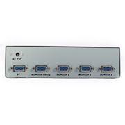 Разветвитель VGA 15F вход -> 4xVGA 15F выхода, Gembird GVS124