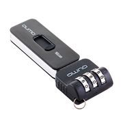 Замок кодовый для USB Flash Qumo Data Guard - механическая защита от считывания