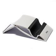 Держатель-подставка для планшета и телефона Dialog MS-25 White
