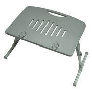 Раскладной портативный столик для ноутбука Dialog MD-15 Gray