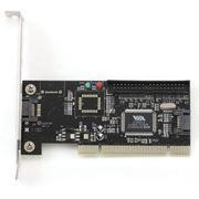 PCI контроллер 1 внешний и 1 внутренний SATA, 1 внутренний IDE, Gembird Side-1