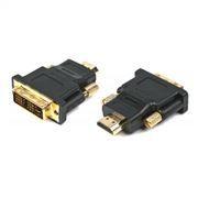 Адаптер DVI-D/M - HDMI/M, Gembird/Cablexpert (A-HDMI-DVI-1)