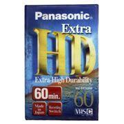 Видеокассета VHS-C PANASONIC EC-60 HF