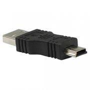 Адаптер USB 2.0 Am - mini Bm, 5bites (UA-AM-MIN5)