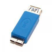 Адаптер USB 3.0 Af - micro Bm, 5bites (UA-3003)