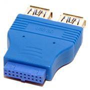 Адаптер USB 3.0 Afx2 - 20-pin M/B, 5bites (UA-3004)