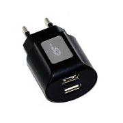 Зарядное устройство KS-is KS-056B Toss 220V->5V 2A, USB черное